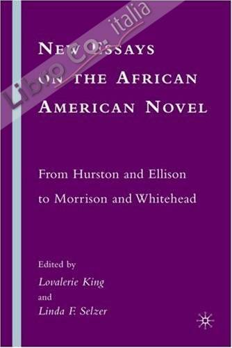 New Essays on the African American Novel.