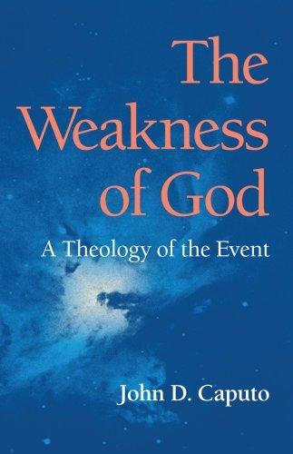 Weakness of God.