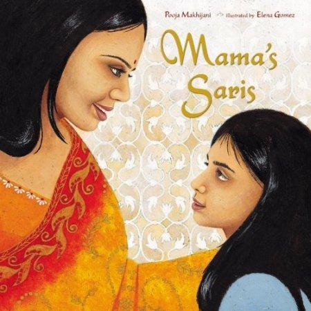 Mama's Saris.