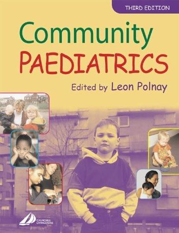 Community Paediatrics.