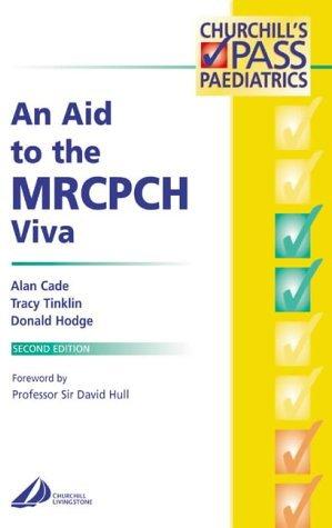 Aid to the MRCPCH Viva