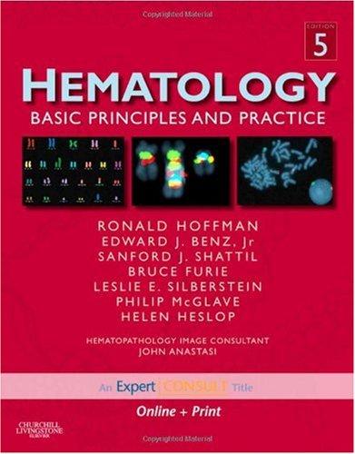 Hematology.