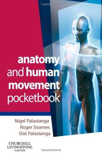 Anatomy and Human Movement Pocketbook.