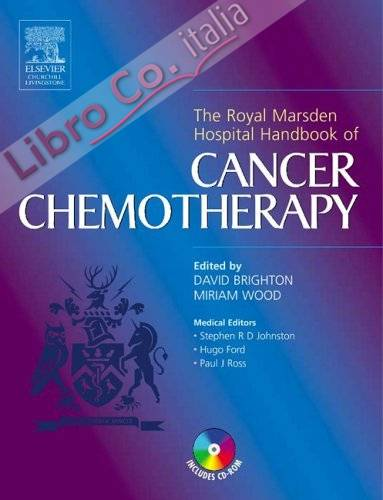 Royal Marsden Hospital Handbook of Cancer Chemotherapy.