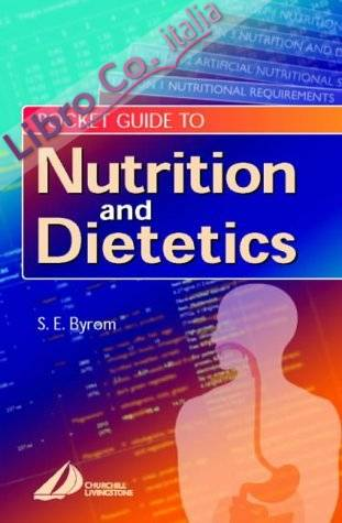 Pocket Guide to Nutrition and Dietetics.