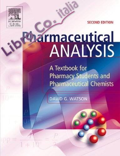 Pharmaceutical Analysis.