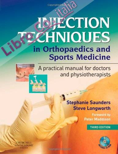Injection Techniques in Orthopaedics and Sports Medicine.