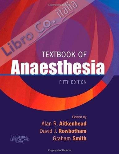 Textbook of Anaesthesia.