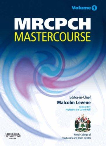 MRCPCH Mastercourse.