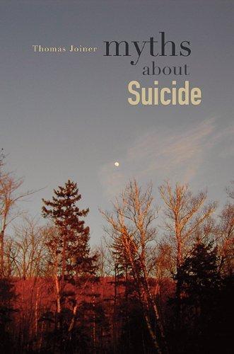 Myths About Suicide.