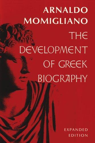 Development of Greek Biography.