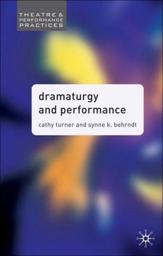 Dramaturgy and Perfomance