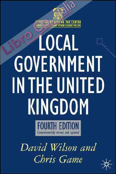 Local Government in the UK.