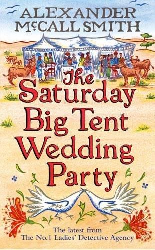 Saturday Big Tent Wedding Party