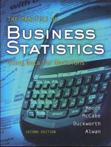 Practice of Business Statistics