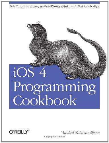 iOS 4 Programming Cookbook