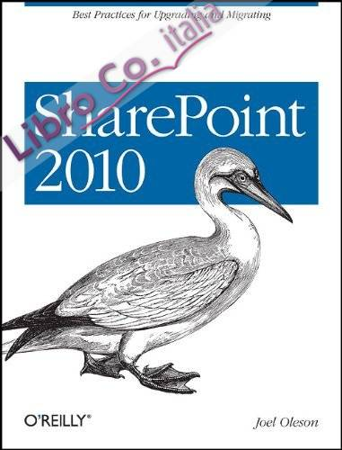 Sharepoint 2010: Best Practices for Upgrading and Migrating.