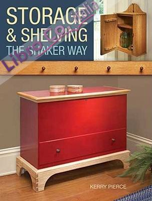Storage and Shelving: The Shaker Way