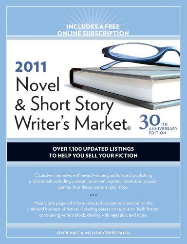 Novel and Short Story Writer's Market.