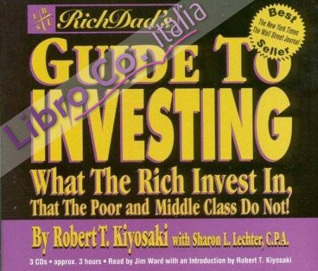 Rich Dad's Guide to Investing. [AUDIO]