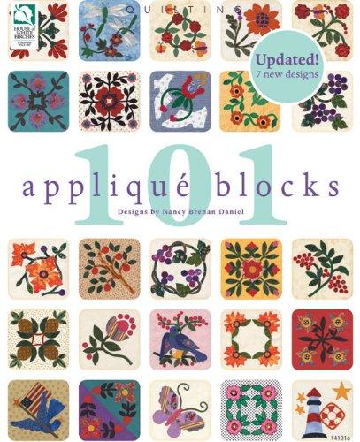 101 Applique Blocks