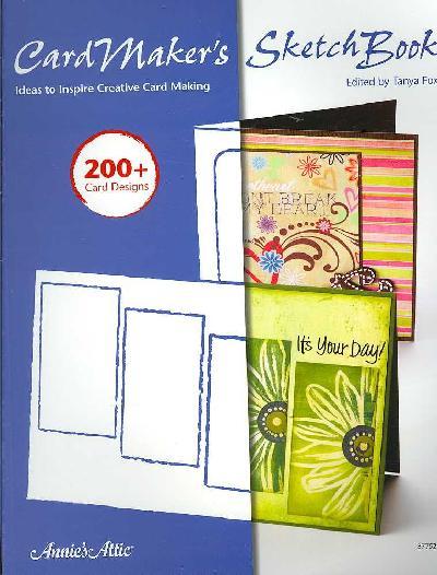 Cardmakers Sketch Book