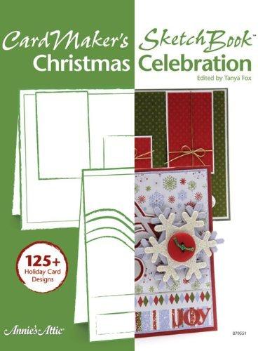 Cardmaker's Sketch Book Christmas Celebration