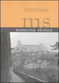 Memoria storica. Vol. 36