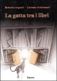 La gatta tra i libri