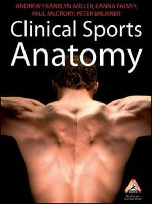 Clinical Sports Anatomy.