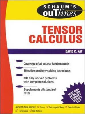 Schaum's Outline of Tensor Calculus