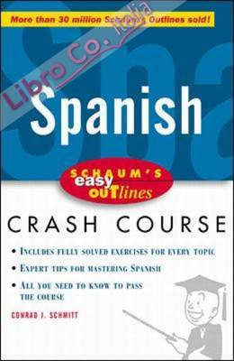 Schaum's Easy Outline of Spanish