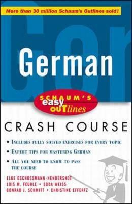 Schaum's Easy Outline of German