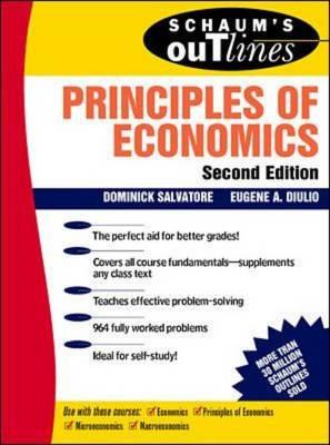 Schaum's Outline of Principles of Economics.