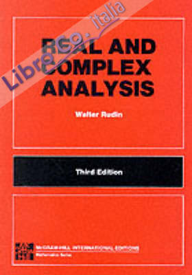 Real and Complex Analysis.