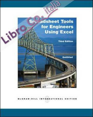 Spreadsheet Tools for Engineers Using Excel.