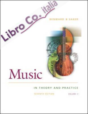 Music in Theory and Practice.