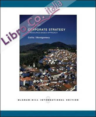 Corporate Strategy.