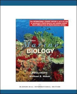 Marine Biology.