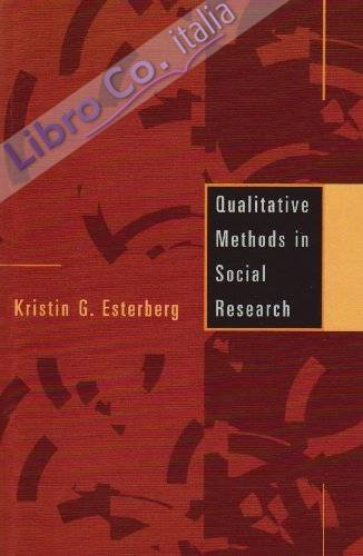 Qualitative Methods in Social Research.