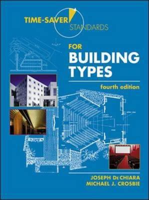 Time-saver Standards for Building Types.