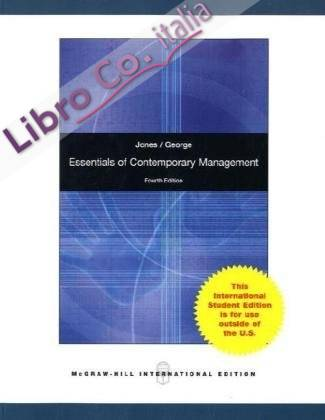 Essentials of Contemporary Management.
