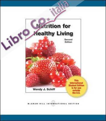 Nutrition for Healthy Living.