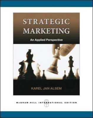 Strategic Marketing.