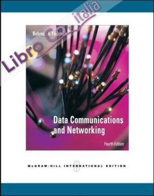 Data Communications Networking.