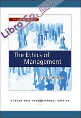 Ethics of Management.