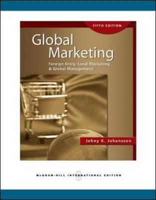 Global Marketing.