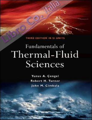Fundamentals of Thermal-fluid Science.