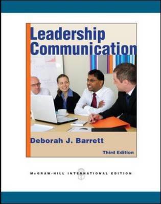 Leadership Communication.