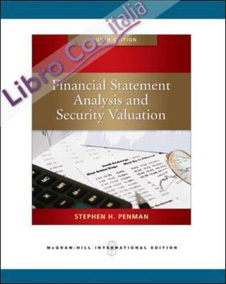 Financial Statement Analysis and Security Valuation.